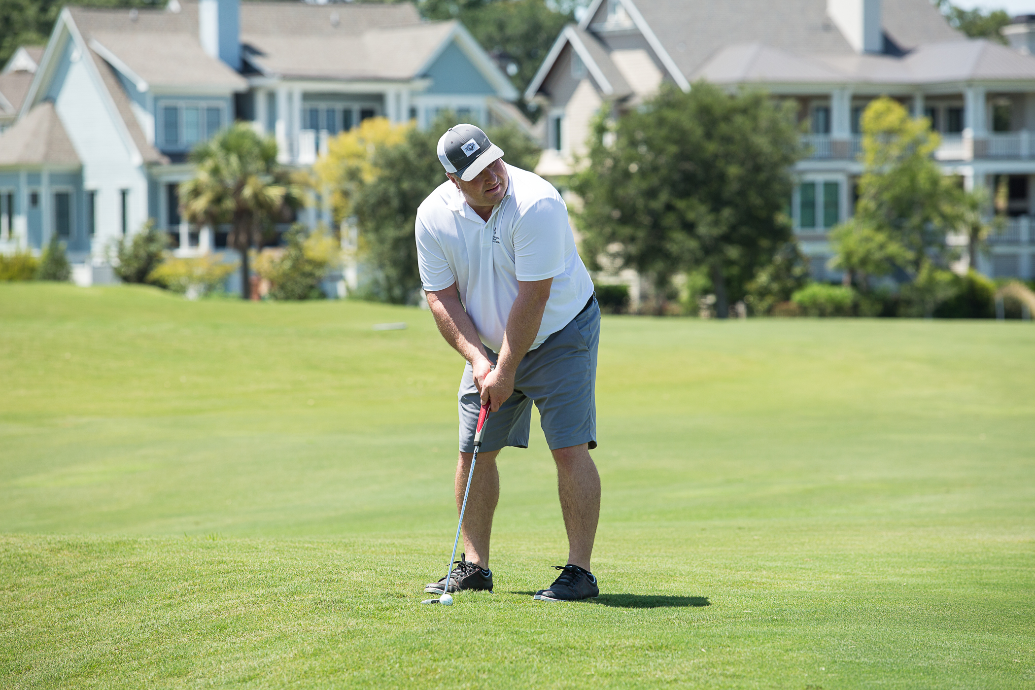 Some 100 golfers were treated to a day of excellent weather and championship golf on the Daniel Island Club's Ralston Creek Course.