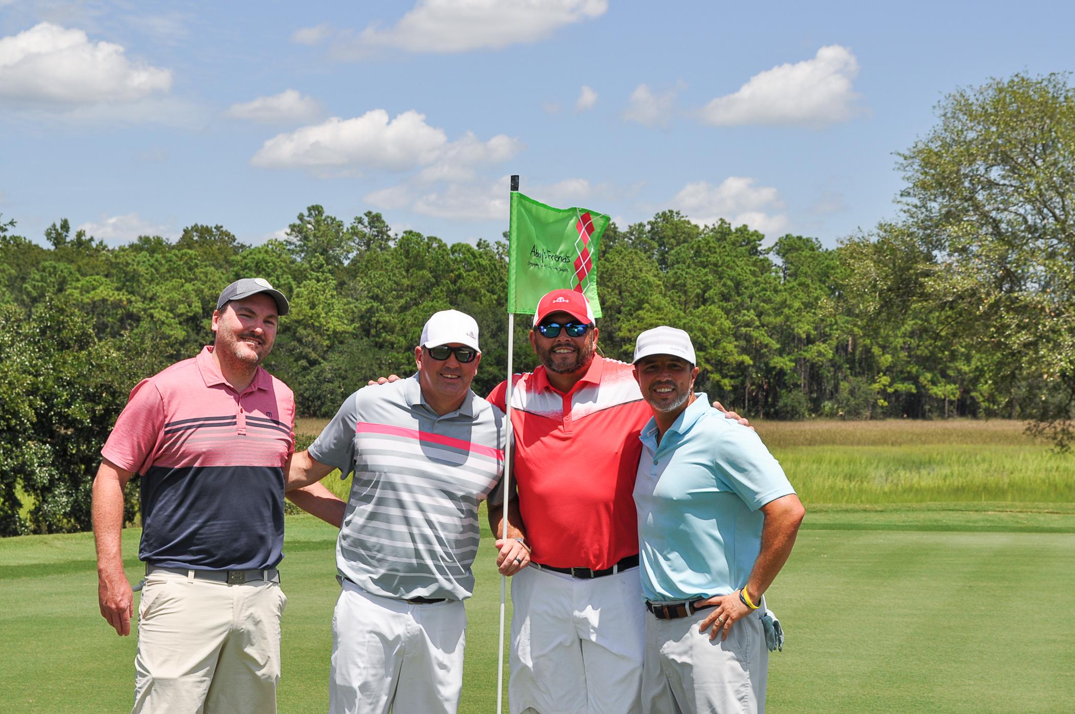 Mark Goddard, Matt Goddard, Rob Stephenson, and Rusty Hughes.