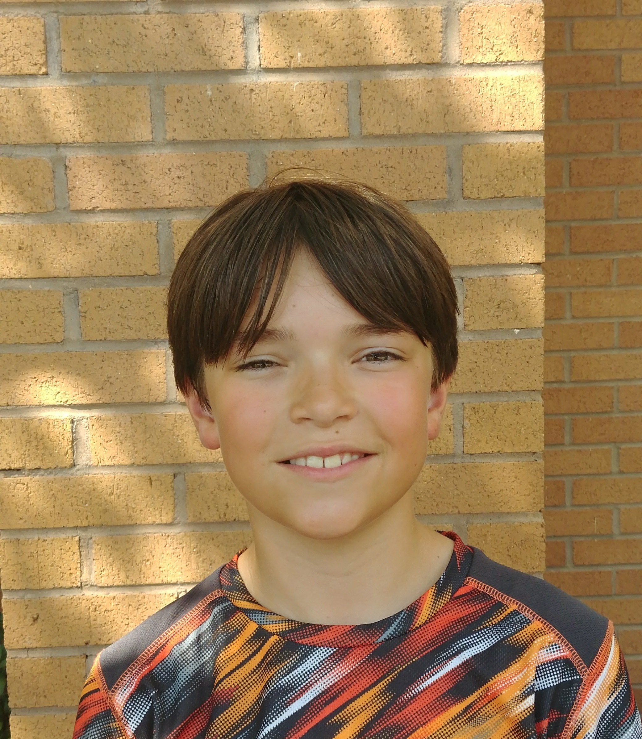 I am looking forward to going to Myrtle Beach because I am going with my cousins.  Ian  Age 11
