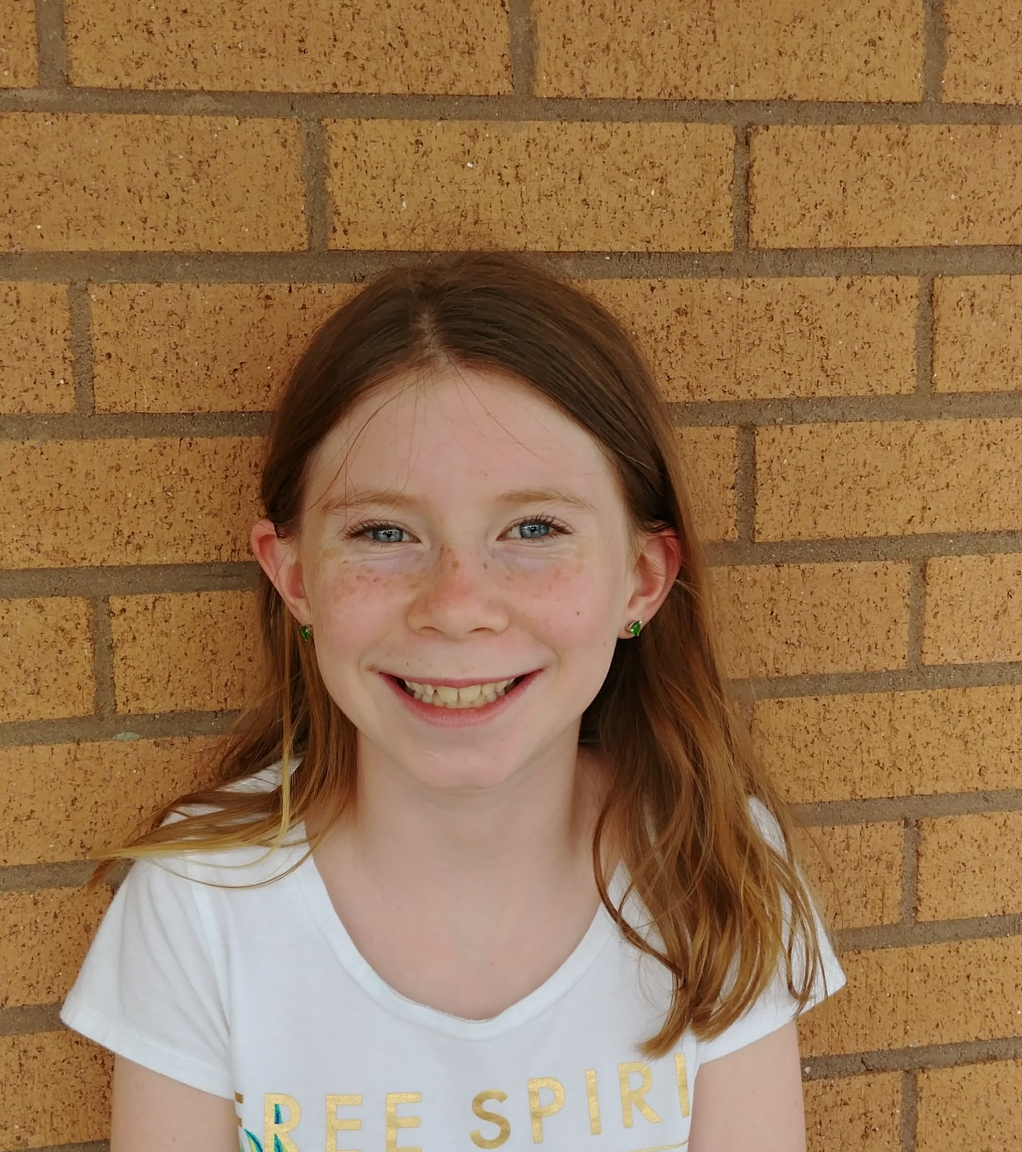 She is nice and she is very generous. She does a lot of things for me.  Margaret  Age 10