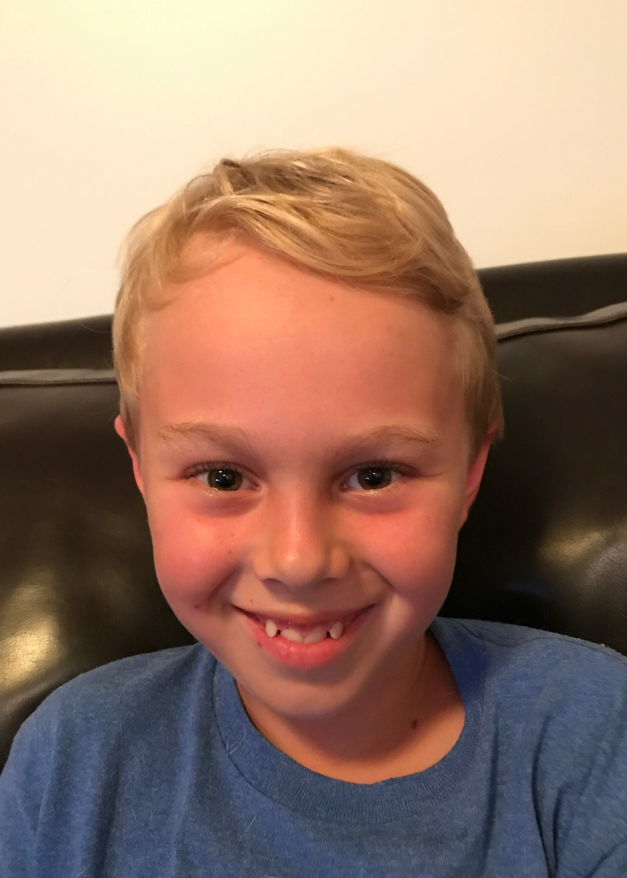 Give them a warm welcome and invite them into the new community.  Parker  Age 10