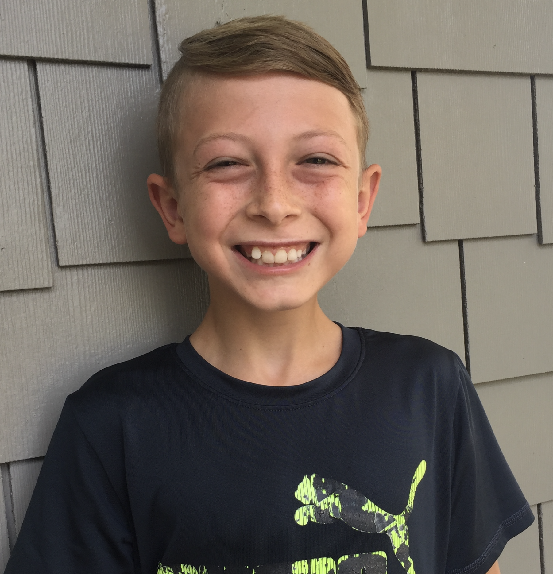 My favorite summer camp is Charleston Southern basketball camp because the five on five is fun and also it's challenging. It makes me want to come back next year. Jimmy Age 11
